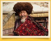 Каракалпакский старец