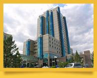 Astana hotels