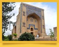 Mausolée d`Aboubakir Quaffal Ach-Chachi
