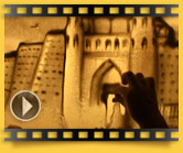 Video: Uzbekistan painted with sand