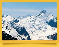 Les montagnes du Pamir