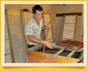 Samarkand Papierwerkstatt