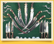 Uzbek knives