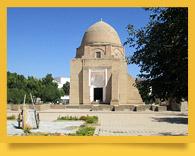 Mausolée Roukhabad