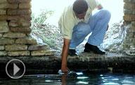 Sardoba - antiker Wasserspeicher