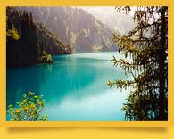 Lake Sary Chelek