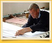 Silk Production in Uzbekistan