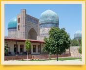 Circuit d'excursions : Tadjikistan + Ouzbékistan
