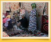 Souvenirs d'Ouzbékistan. Qu'apporter en souvenir de l'Ouzbékistan