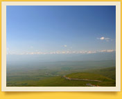 Valle de Suusamyr. Tian Shan, Kirguistán
