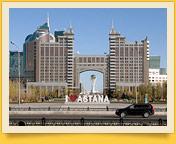 Viaje a Kazajistán