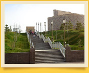 Ulugbek Observatorium, Samarkand