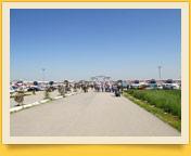 Urgut City. Samarkand, Uzbekistan