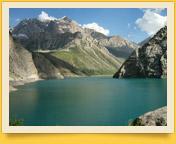 Pamir. Corridor du Wakhan