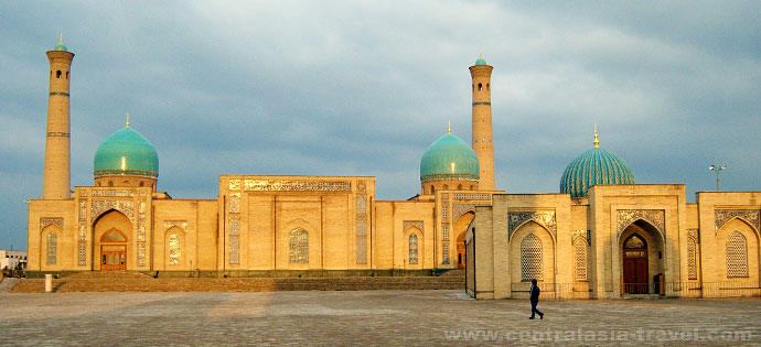 Площадь Хаст-Имам. Ташкент, Узбекистан