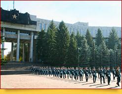 Парк имени 28 гвардейцев-панфиловцев в Алматы