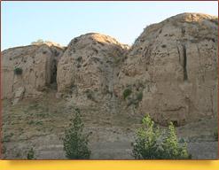 El sitio arqueologico de Afrosiyob. Samarcanda, Uzbekistán