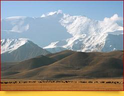 El valle de Alay. Pamir alay
