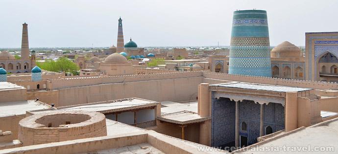 Хива, тур в Узбекистан