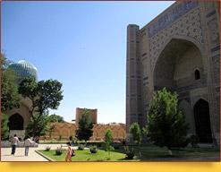 Мечеть Биби Ханым (Биби-Ханум)