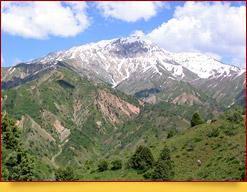 Горы Чимгана, Узбекистан