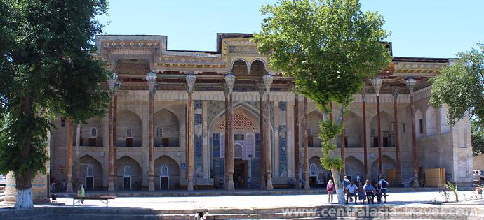 Бухара, Узбекистан. Туры в Узбекистан