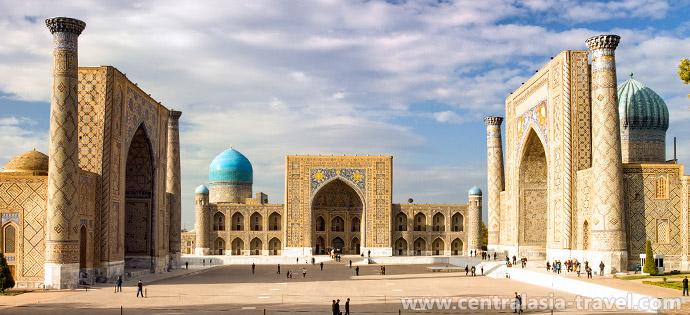 Медресе Кукельдаш. Ташкент, Узбекистан