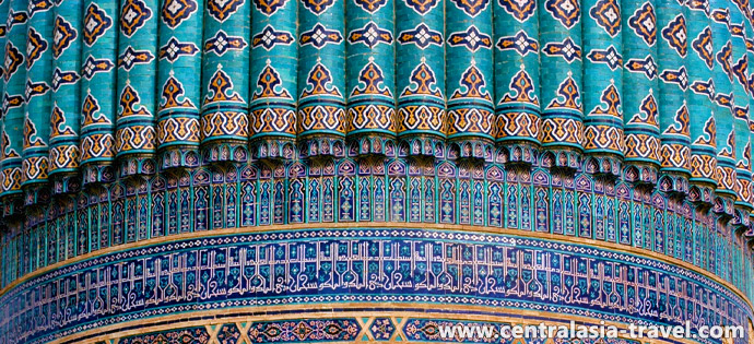 Регистан. Самарканд, Узбекистан