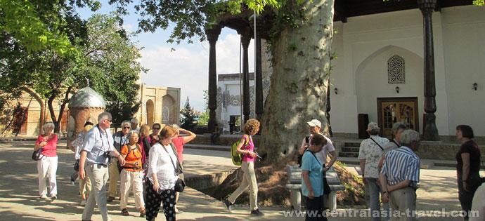 Базар в Хиве. Тур в Узбекистан