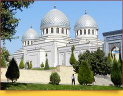 Juma Mosque. Uzbekistan, Tashkent
