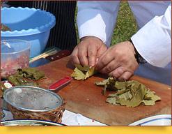 Dolma. La cuisine ouzbèke