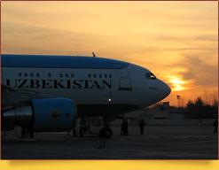 Аэропорт Ташкента