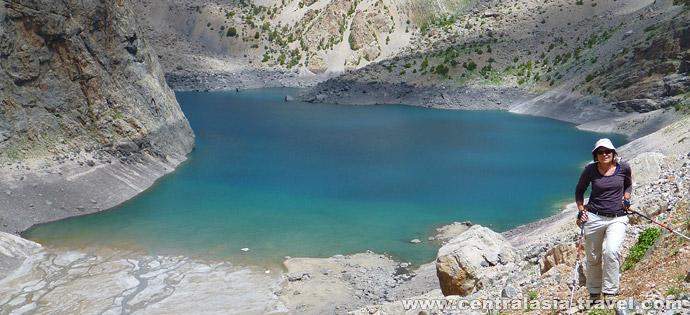 Bolshoje Allo lake
