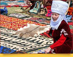 Festivales nacionales en Kirguistán