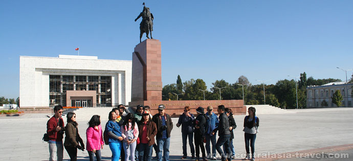 The Five Stans of Central Asia: 15 Days Tour