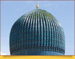 Gur-Emir. Usbekistan, Samarkand