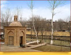 Khodja Daniyar Mausoleum (St. Daniel Mausoleum)