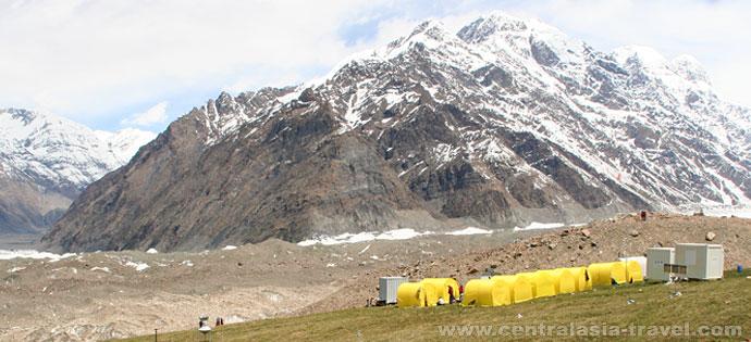 Campamento 4 (3400 m)