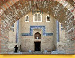 Abu Bakr Kaffal Schaschi-Mausoleum, Taschkent