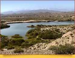 dead lake Kara-Kul