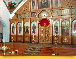 Trinity Orthodox Church. Karakol, Kyrgyzstan
