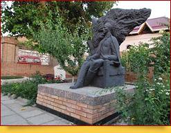 Дом-музей Хамзы Хакимзаде Ниезий. Коканд, Узбекистан