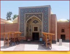Мавзолей Мир Сайида Али Хамадони. Куляб