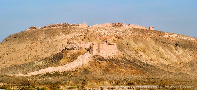 Крепость Аяз-Кала, Узбекистан