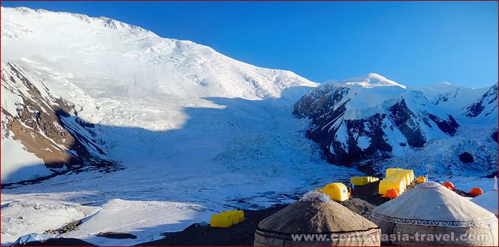 1. Lager (4.400 Meter)