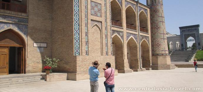 Медресе Кукельдаш. Ташкент. Туры в Узбекистан