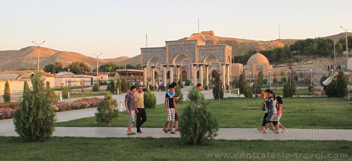 Нурата. Туры в Узбекистан