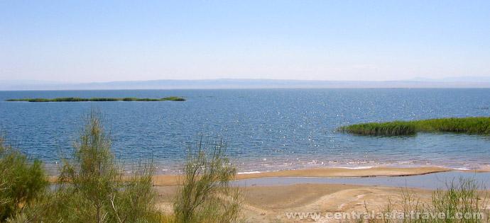 Озеро Айдаркуль. Туры в Узбекистан