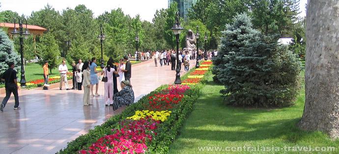 Ташкент. Туры в Узбекистан