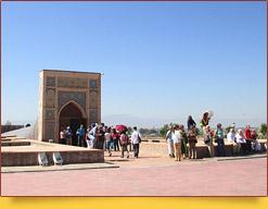 Обсерватории Улугбека (XV в.). Самарканд, Узбекистан